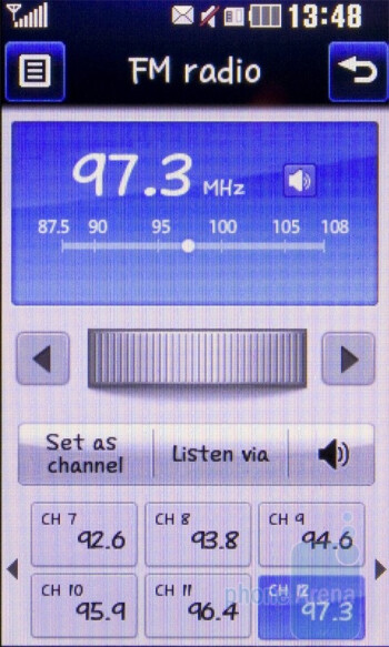 Radio - LG Cookie Fresh GS290 Review