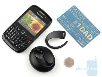 Next to theRIM BlackBerry Curve 8520 - Jabra STONE Review