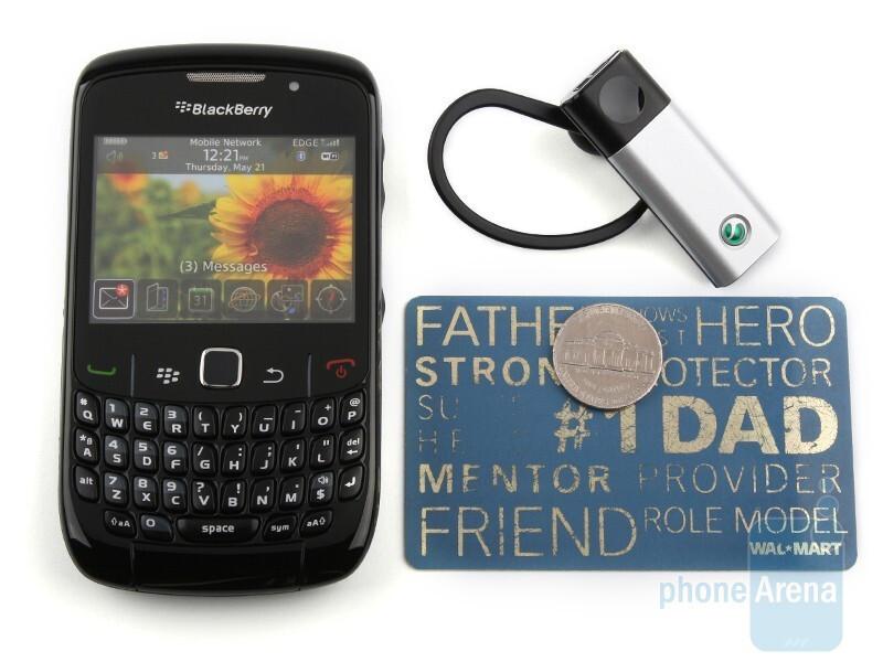 Next to RIM BlackBerry Curve 8520 - Sony Ericsson VH310 Review