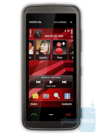 Nokia 5530 XpressMusic - LG Cookie Gig KM570 Review