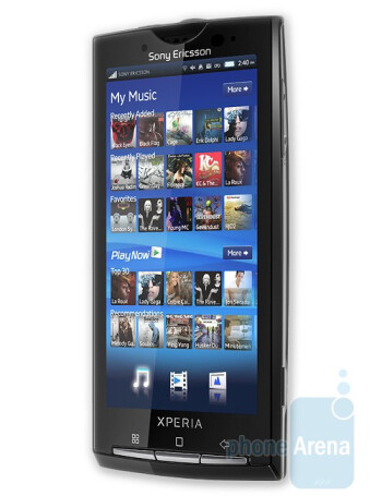Sony Ericsson Xperia X10 - HTC Desire Review