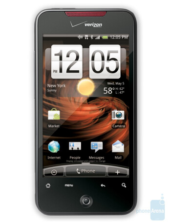 HTC Droid Incredible - HTC Desire Review