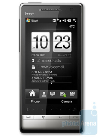 HTC Touch Diamond2 - HTC HD mini Review