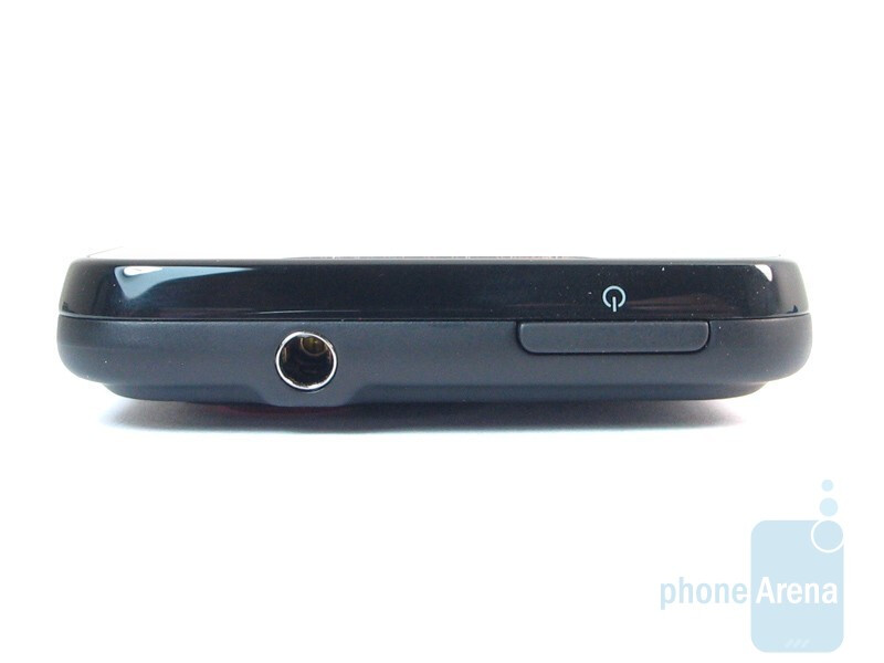 The sides of HTC Droid Incredible - HTC Droid Incredible Review