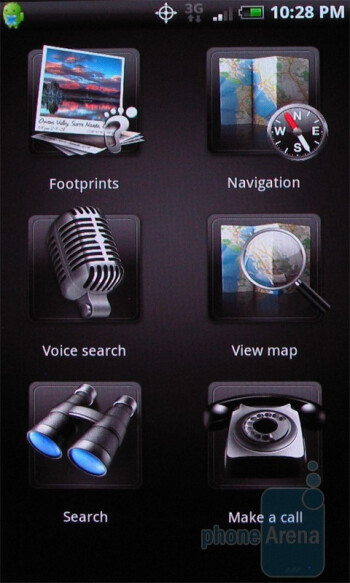 Car Panel app - HTC Droid Incredible Review