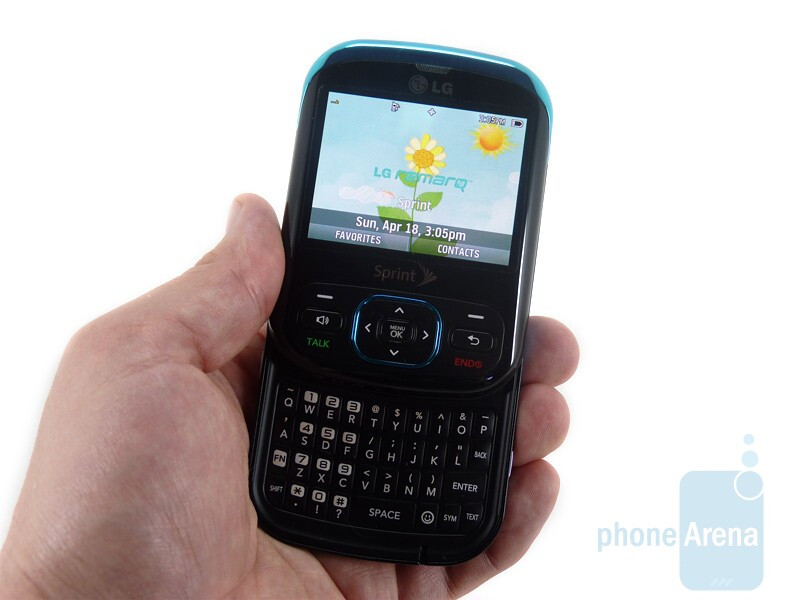 LG Remarq LN240 Review