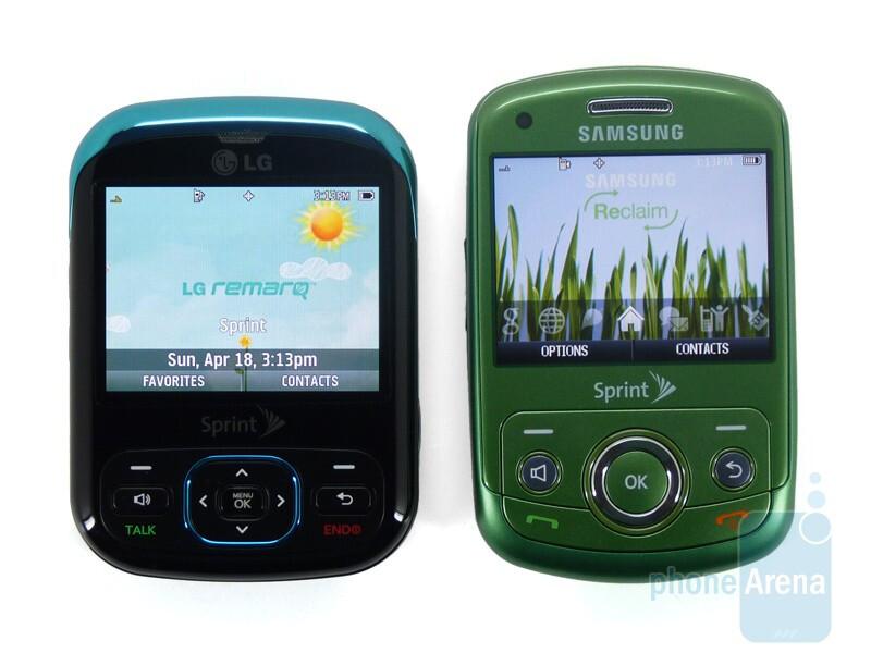 lg remarq ln240 review rh phonearena com Sprint LG Rumor Sprint LG Viper