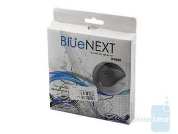 BlueNEXT BN888 is the size of a coin - BlueNEXT BN888 Review