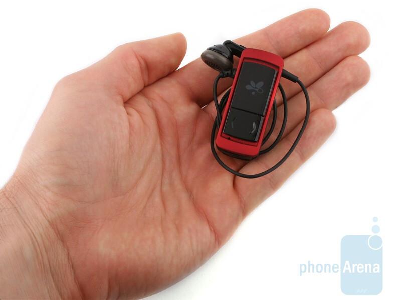 i.Tech VoiceClip 308 has an offbeat design - i.Tech VoiceClip 308 Review