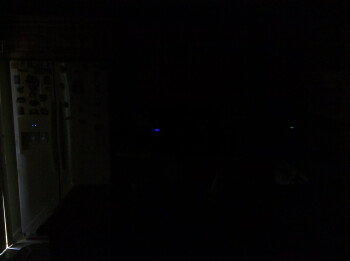 Darkness - Indoor samples shot with the Motorola DROID - Motorola DROID and HTC Droid Incredible: side by side