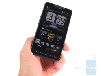 This version is of the HTC HD2 is identical to the European version in almost every way - HTC HD2 for T-Mobile Review