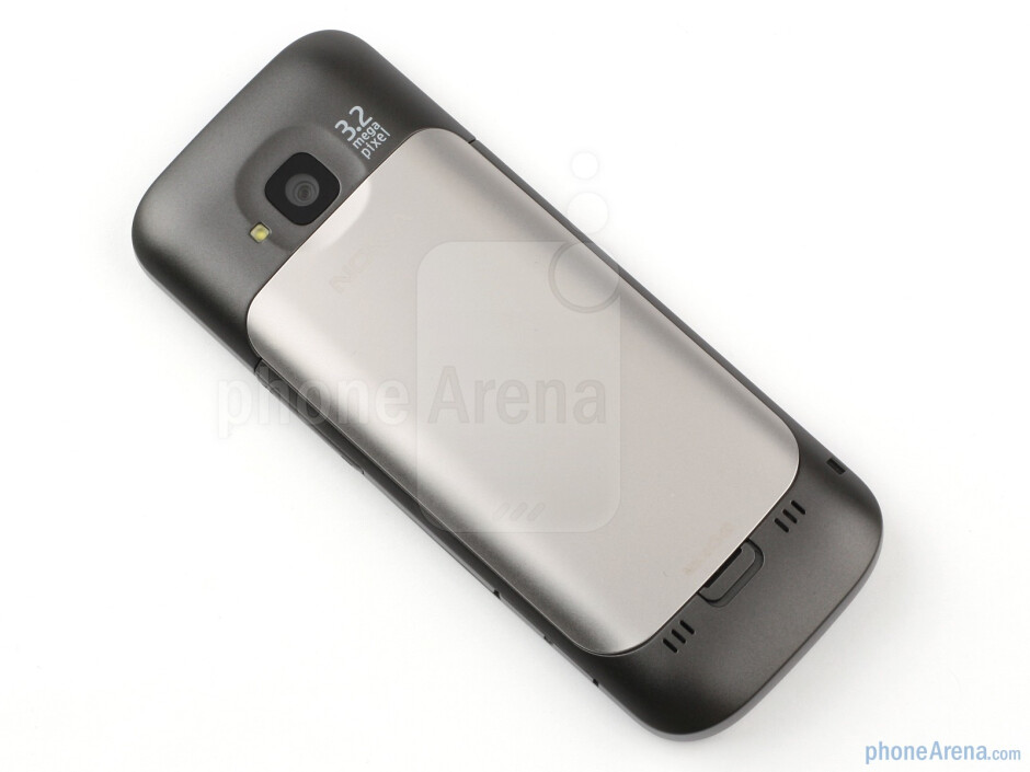 The design of the Nokia C5 is simple, dainty and just radiates an aura of reliability - Nokia C5 Review