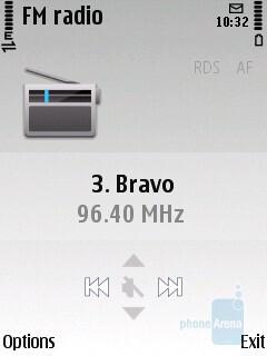 Music capabilities of the Nokia C5 - Nokia C5 Review