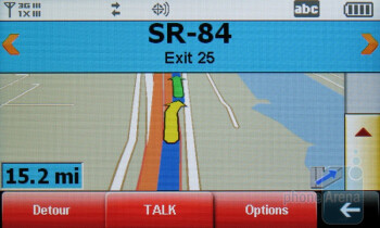VZ Navigator - Samsung Reality U820 Review