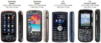 Samsung Reality U820 Review