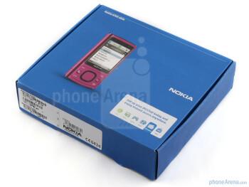 Nokia 6700 slide Review