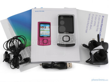 Nokia 6700 slide Review