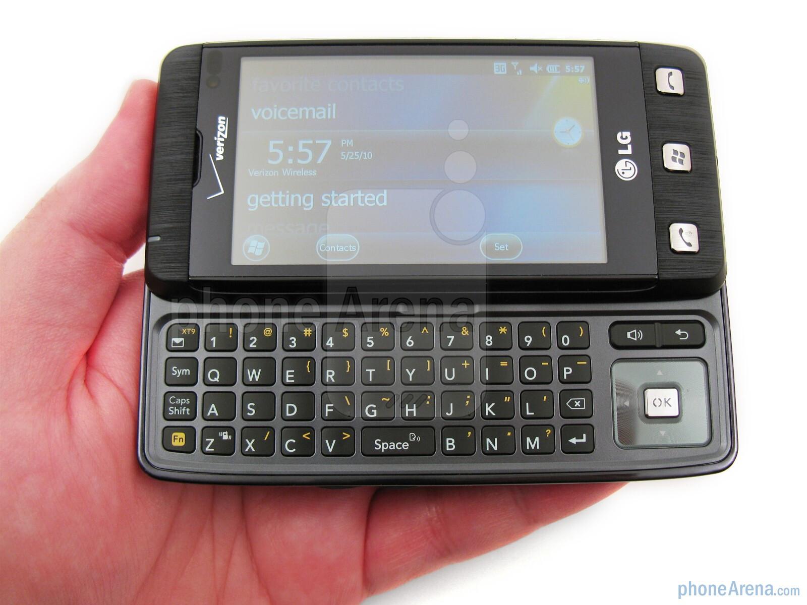 lg fathom vs750 review rh phonearena com Manual for Verizon LG LG Phones Manual Guide