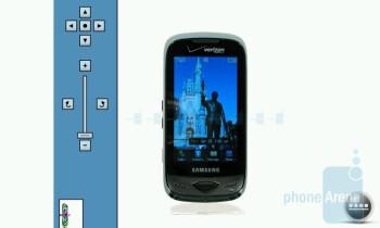 LG FathomVS750 comes with the standard mobile Internet Explorer web  browser - LG Fathom VS750 Review