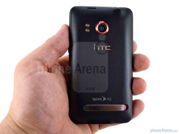 At 6 ounces the HTC EVO 4G is undoubtedly on the heavy side, but feels surprisingly good in the hand - HTC EVO 4G Review