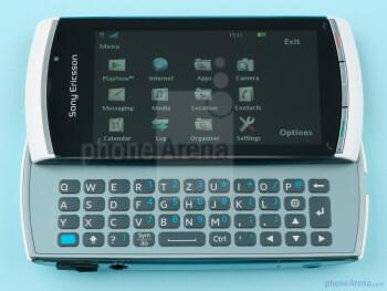 Sony Ericsson Vivaz pro Review