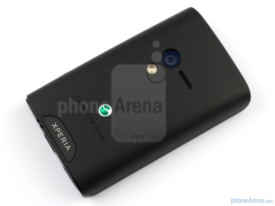 Sony Ericsson Xperia X10 mini is a scaled down version of the Xperia X10 - Sony Ericsson Xperia X10 mini Review