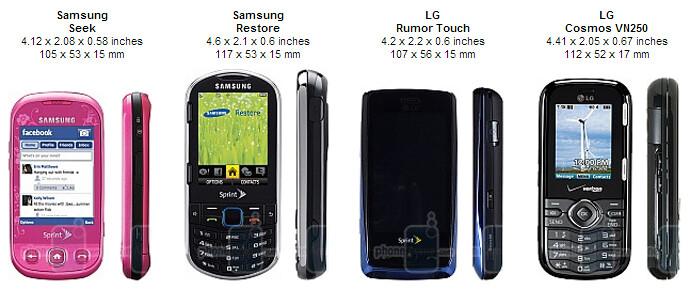 Samsung Seek M350 Review