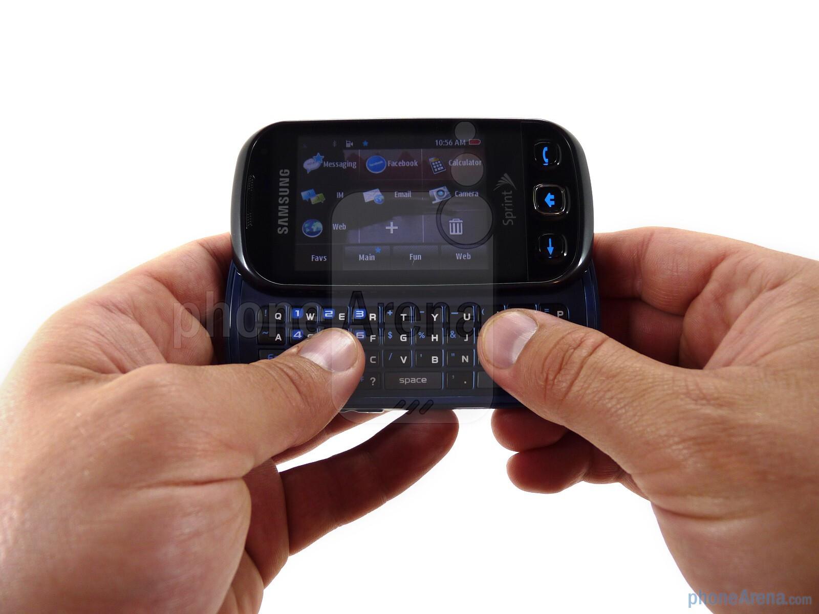 The Samsung Seek M350 is a