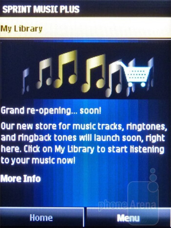 Music Plus - Samsung Restore M570 Review