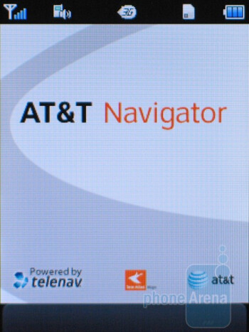 AT&T Navigator - Pantech Breeze II P2000 Review
