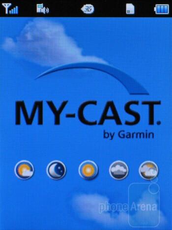 My-Cast - Pantech Breeze II P2000 Review