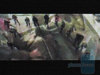 Video playback - Pantech Breeze II P2000 Review