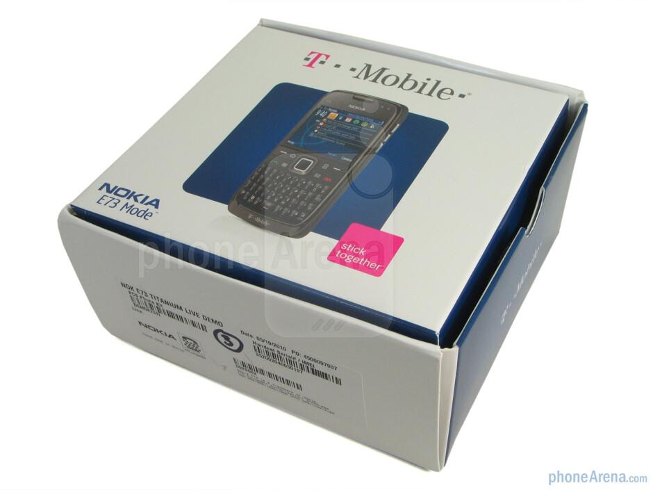 Nokia E73 Mode Review