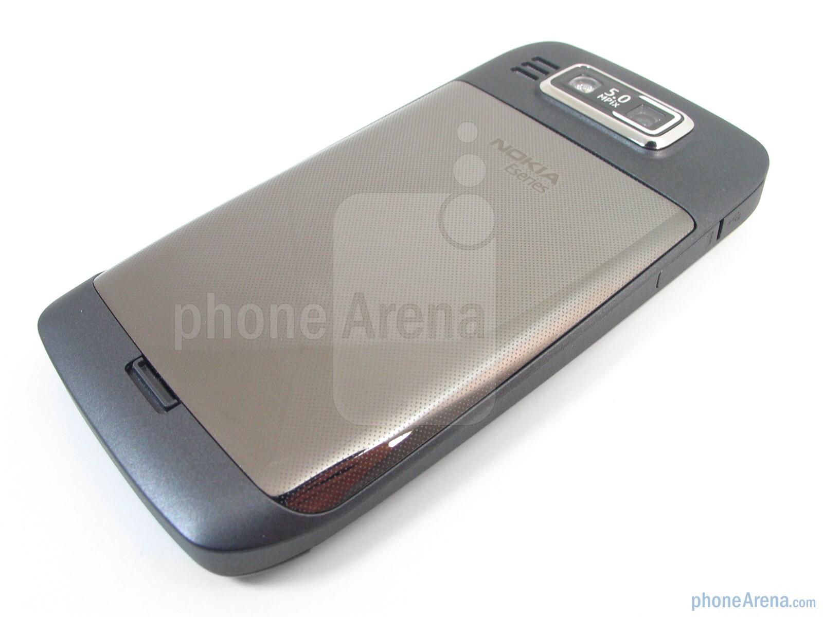 Nokia E Mode Review