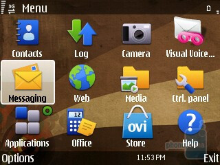 Personal modeSwitching between modes - Nokia E73 Mode Review