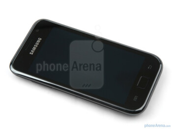 The 480x800 pixels WVGA Super AMOLED screen - Samsung GALAXY S I9000 Review