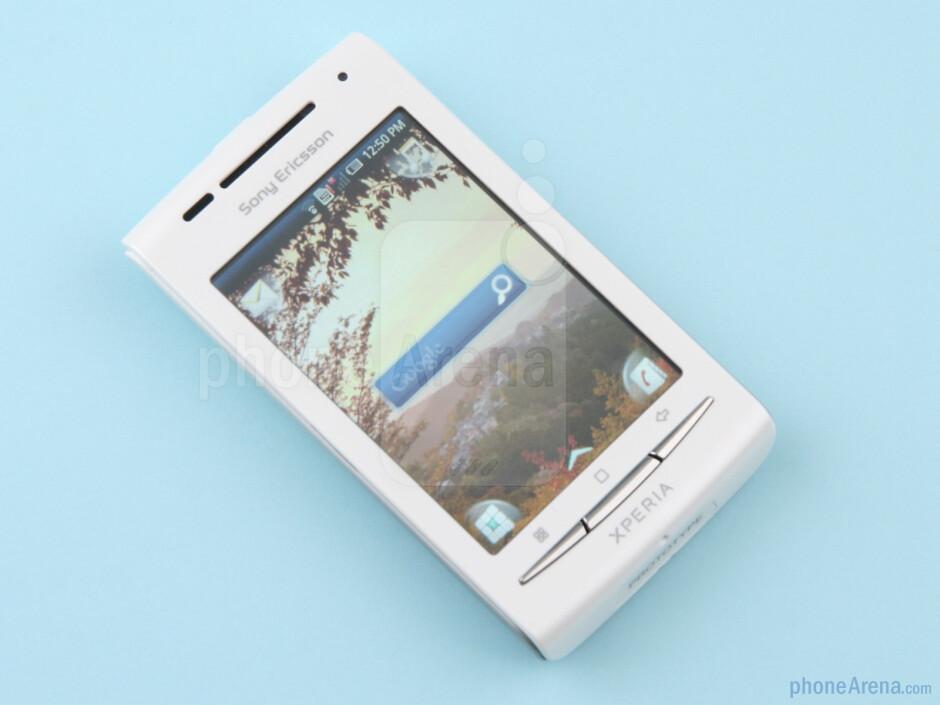 Sony Ericsson Xperia X8 Preview