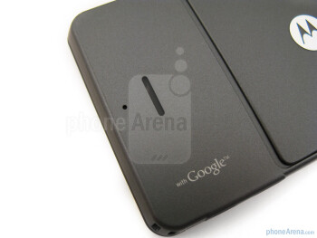 The sides of the Motorola DROID X MB810 - Motorola DROID X Review