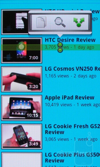 YouTube - Apple iPhone 4 vs. HTC Droid Incredible