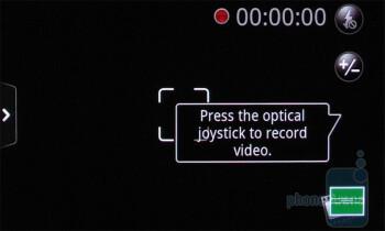HTC Droid IncredibleCamera interface - Motorola DROID X vs. HTC Droid Incredible
