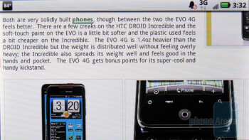 Motorola DROID X - Motorola DROID X vs. HTC EVO 4G