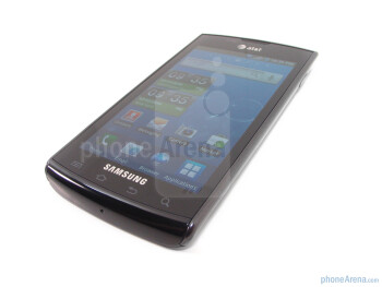 Samsung Captivate Review