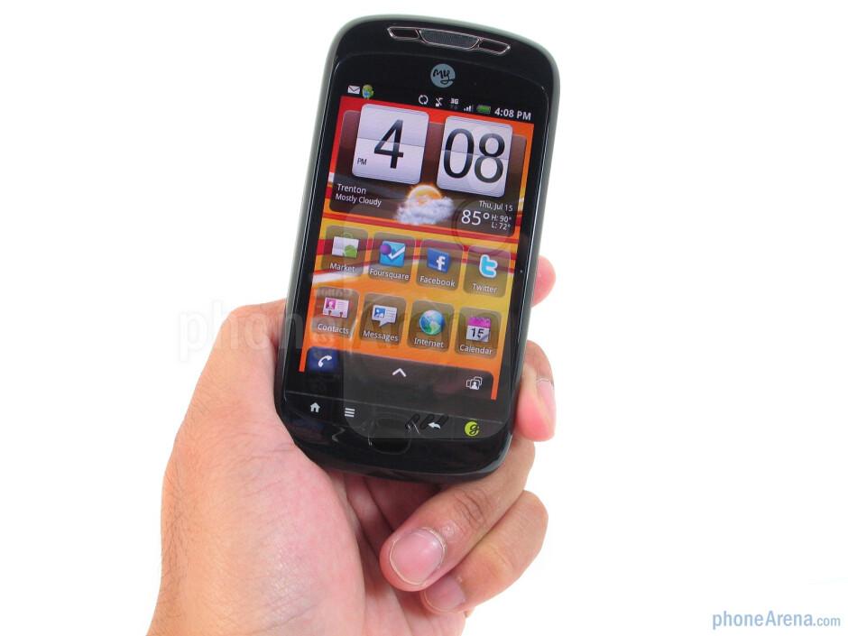Ultimately the design of the T-Mobile myTouch 3G Slide definitely screams for a mid-range offering - T-Mobile myTouch 3G Slide Review