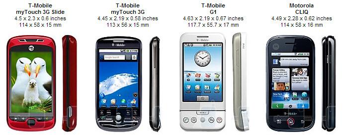T-Mobile myTouch 3G Slide Review