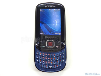 Samsung Smiley :) Review