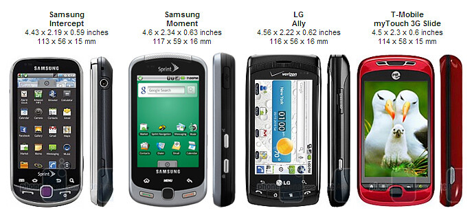 Samsung Intercept Review