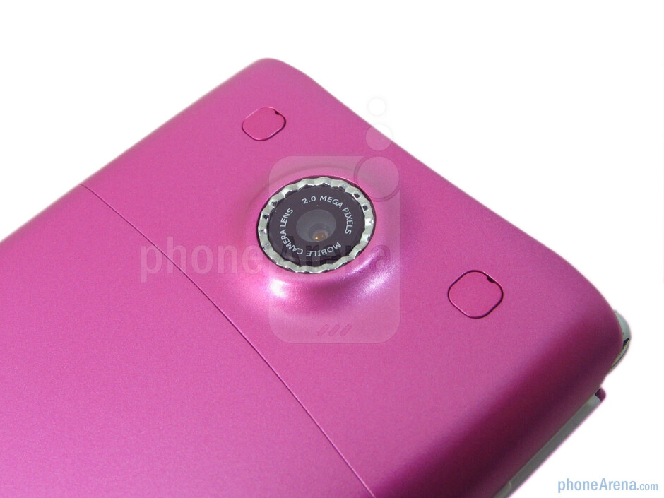 The 2MP camera - LG dLite Review