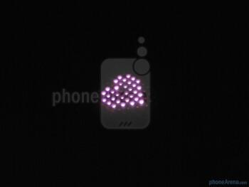 The customizable LED matrix - LG dLite Review