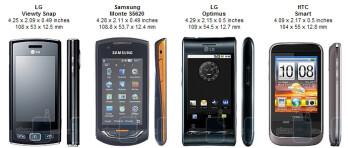 lg viewty snap review rh phonearena com LG Snapshot LG Smart