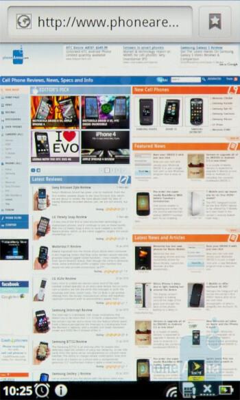 Acer Stream Review